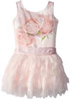Biscotti A Rose Is A Rose Ruffles Dress (Little Kids)