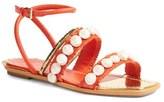 Tory Burch Women's Sinclair Seashell Sandal