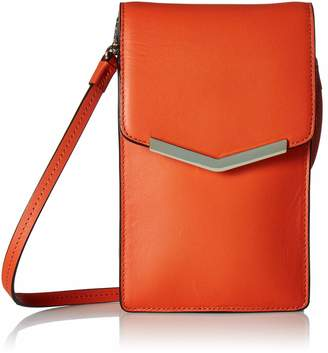 MONICA Time's Arrow Women's Amber Slim Crossbody Bag Santa Susnet