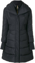 Versace padded coat - women - Polyester/Feather/Goose Down - 40