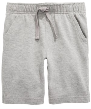 Epic Threads Toddler Boys Solid Knit Shorts, Created for Macy's