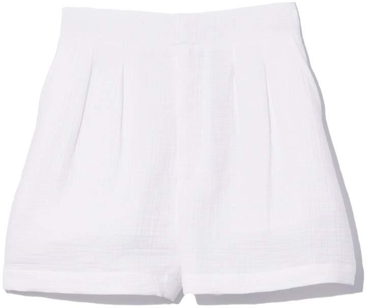 Daft Shorts in White