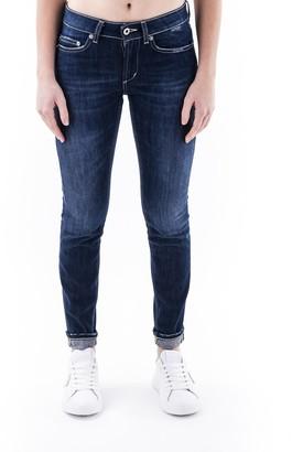 Dondup Doundup Cotton Blend Jeans