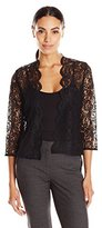 Calvin Klein Women's Lace Shrug