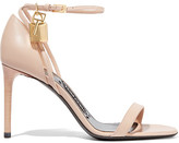 Tom Ford Leather Sandals - Blush