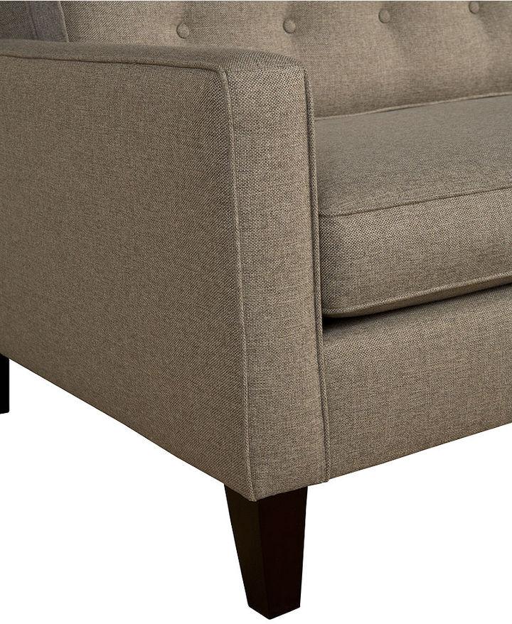 Ava Fabric Sofa