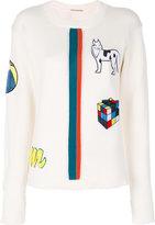 Marco De Vincenzo embellished jumper
