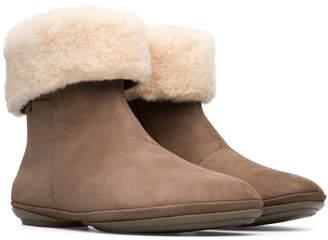 Camper Women Right Nina Flats Women Shoes