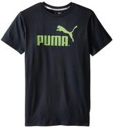 Puma Kids No.1 Logo Tee (Big Kids)