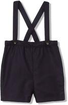 Marie Chantal Suspender Wool Short