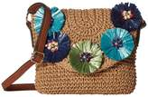 Jessica Simpson St. Pete Flap Crossbody Cross Body Handbags