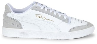 Puma Ralph Sampson Leather Suede Sneakers