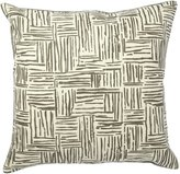 Pehr Designs Pebble Hatch Pillow - Pebble
