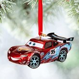 Disney 2015 Lightning McQueen Light-Up Sketchbook Ornament