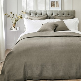 The White Company Hampstead Quilt, Mink, Emperor