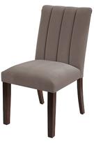 Skyline Furniture Channel Seam Dining Chair