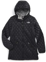 The North Face 'ThermoBall TM ' PrimaLoft ® Quilted Parka (Big Girls)