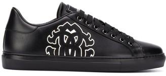 Roberto Cavalli RC Monogram low-top sneakers