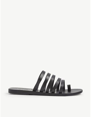 Ancient Greek Sandals Niki multi-strap leather sandals