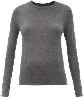 Co Round-neck Cashmere Sweater - Grey
