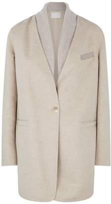 Fabiana Filippi Wool-Cashmere Coat