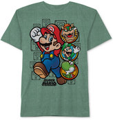 Nintendo Super Mario Block Jump T-Shirt, Big Boys (8-20)