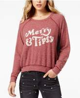 Project Social T Merry Graphic Sweatshirt