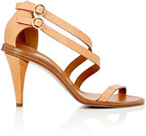 Chloé Women's Niko Leather Double-Strap Sandals