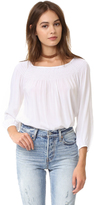 Velvet Harriette Blouse