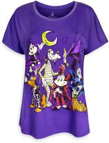 Disney Mickey Mouse and Friends Halloween T-Shirt for Women