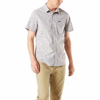 Dockers Short Sleeve Button-Down Supreme Flex Shirt