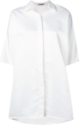 Styland Oversized Shirt Dress
