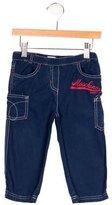 Moschino Boys' Logo Print Cargo Pants