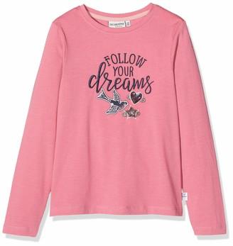 Salt&Pepper Salt and Pepper Girls' Daydream Dreams Applikation Pailletten Longsleeve T-Shirt