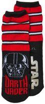 Boys Star Wars Darth Vader Slipper Socks