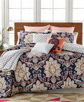 enVogue Milan 10-Pc. Reversible California King Comforter Set