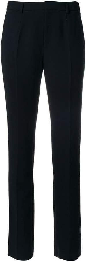 Steffen Schraut slim tailored trousers