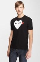 Comme des Garcons X-Ray Heart Logo T-Shirt