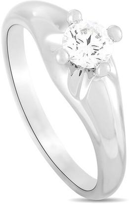 Heritage Bvlgari Bulgari Platinum 0.35 Ct. Tw. Diamond Engagement Ring