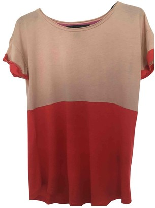 Marc by Marc Jacobs Orange Cotton Top for Women