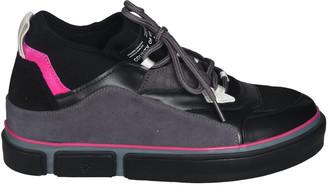 Marcelo Burlon County of Milan County Vulcanized Mid Sneakers
