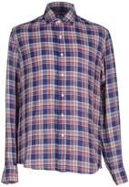 Salvatore Piccolo Shirts - Item 38509788