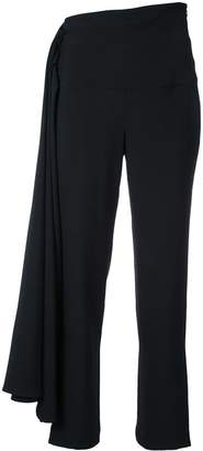 Brandon Maxwell cropped trousers