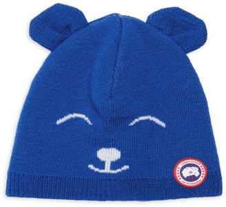 Canada Goose Baby's PBI Wool Cub Hat