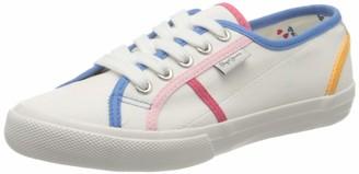 Pepe Jeans London Girls Baker Binding Low-Top Sneakers