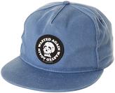 Quiksilver Bad News Snapback Cap Blue