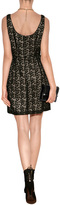 Anna Sui Embroidered Tulle Dress