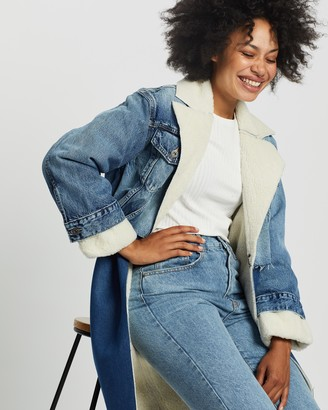 Levi's Made & Crafted Arctic Overcoat