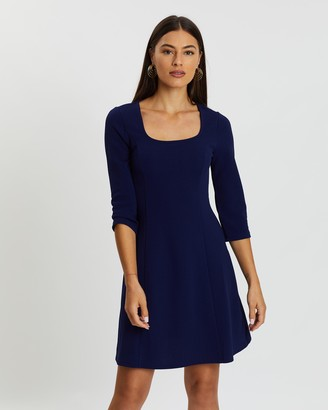 Spurr Lauren Fit-and-Flare Dress