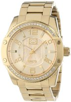 Ecko Unlimited Unisex E17510G1 The Sonic Classic Analog Watch